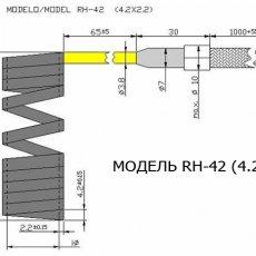 витковый нагреватель тип RH-42